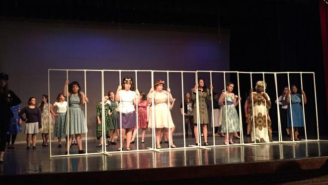 'Hairspray, The Broadway Musical'