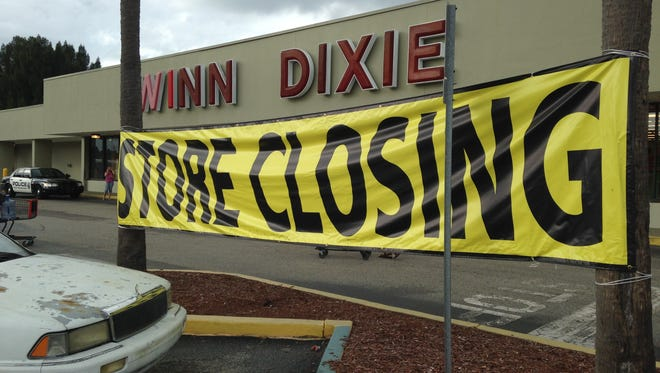 The West Melbourne Winn-Dixie in the 3130 W. New Haven Ave. in West Melbourne is closing Dec. 5. It has been there for more than three decades.