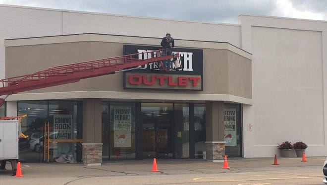 Duluth Trading Co. opened its Oshkosh outlet store, 1132 S. Koeller St. in early September.