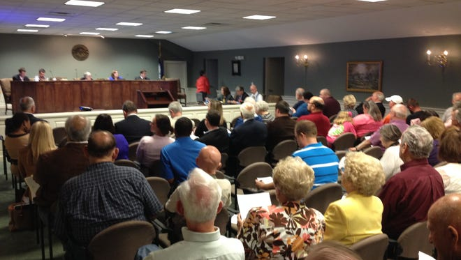 Simpsonville City Council has voted to eliminate Standing Committee meetings.