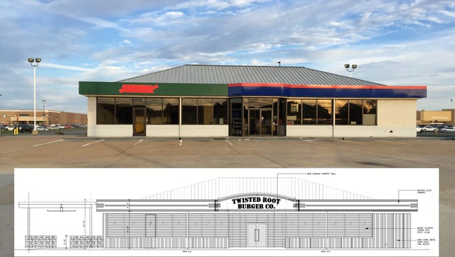 Twisted Root Burger Co. will open a new location in Bossier City expected to open midsummer 2016.
