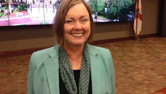 Sally McRorie is FSU's provost.