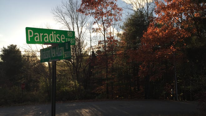 Paradise Road, a county lane in Bradford County with scenery that that lives up to its name, was the setting of a water pollution case that ended with a $1.6 million settlement that Chesapeake Oil and Gas paid to three families.