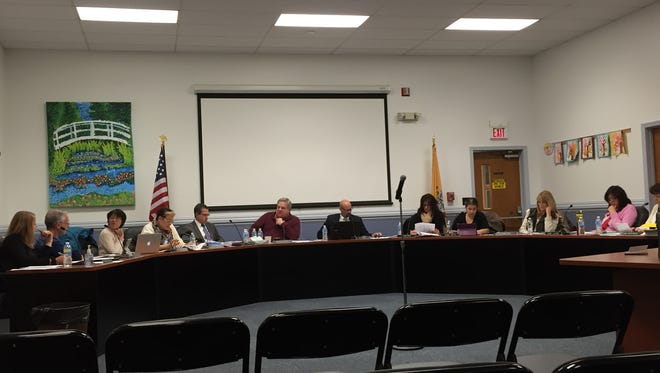 The Marlboro School Board met Nov. 24.