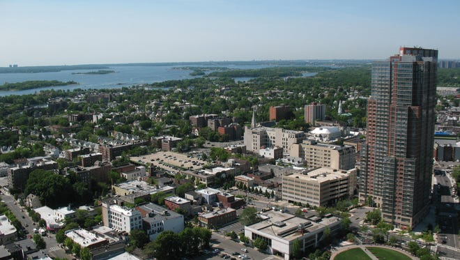 Much of downtown New Rochelle could be redeveloped by RDRXR, a team the city recently selected.