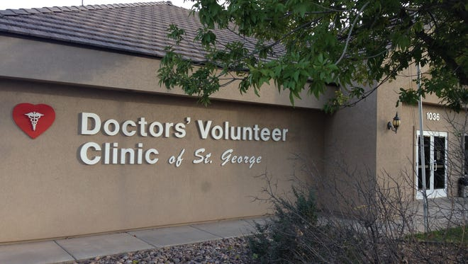 The Doctors' Volunteer Clinic of St. George has been providing free medical service to people without insurance since 1999.