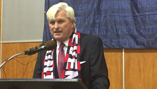 Tim Hankinson has been named the head coach of Indy Eleven.