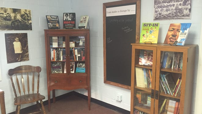 Library additions to Shaffer Chapel Museum, 1501 E. Highland Ave.