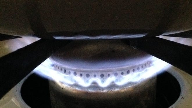 """Columbia Gas has been inspecting it gas mains in Franklin County after a """"pressure issue."""""""