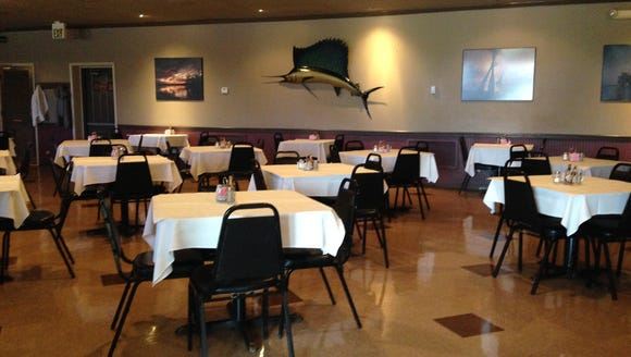 Guidry's Reef closed quietly over the Memorial Day