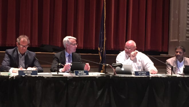 West Lafayette City Council approved a wastewater treatment rate increase Monday.