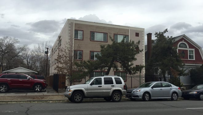 Higher ed officials approved UNR's purchase of 830 N. Center Street for $1.6 million.