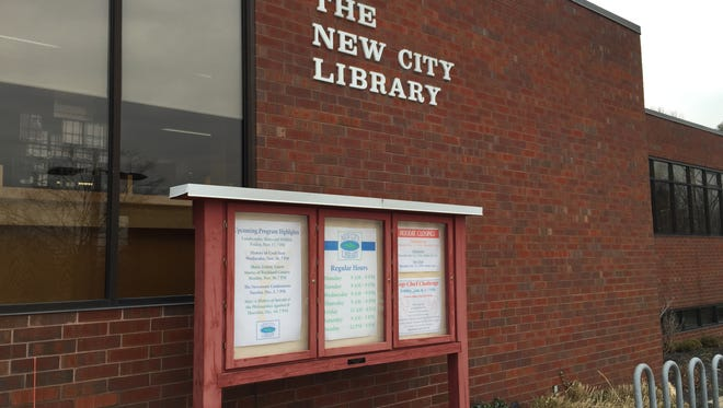 A former employee at the New City Library has been indicted on charges she stole more than $100,000 from the library.