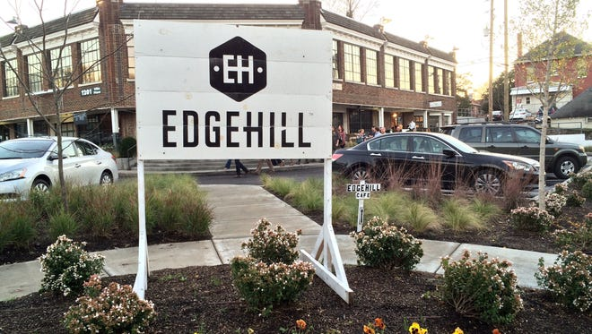 Edgehill Village is getting a major makeover.