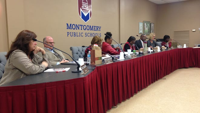 Montgomery County Board of Education