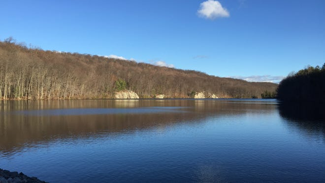 Taylortown Reservoir, Montville-Kinnelon, Dec. 15, 2015