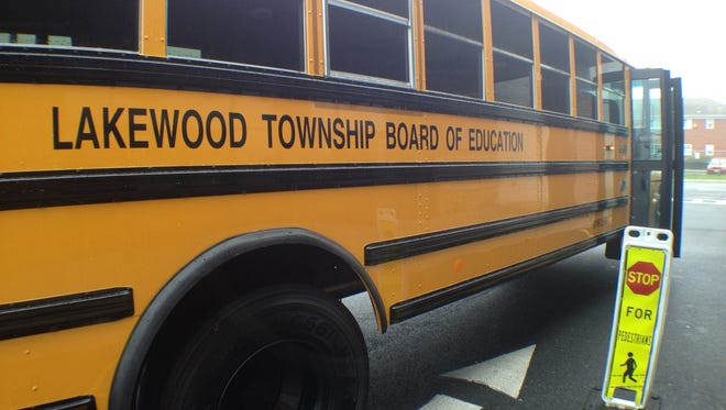 FILE PHOTO The Lakewood School District will run out of funds to pay for its courtesy busing routes before the school year is over, possibly as soon as February, according to Board of Education President Ada Gonzalez. .
