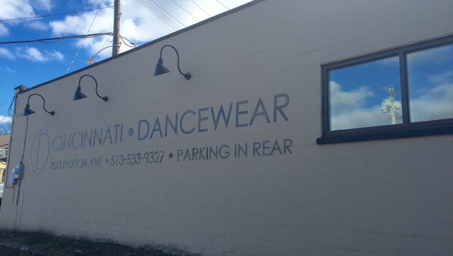 Cincinnati Dancewear, a dance apparel and shoe store, recently moved to a new location on Paxton Avenue in Hyde Park.