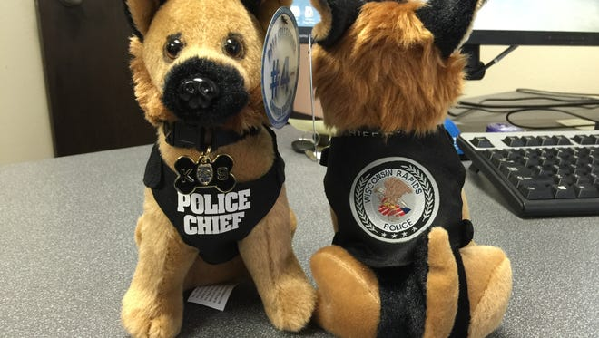 Police Chief Diego is now available for purchase