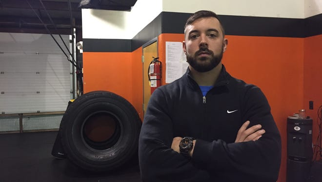 Sayreville-based fitness facility Deebo Training Systems started as just an idea in 2011. Now with 2016 on the horizon, their membership continues to grow ... literally. Pictured is co-founder Dan Huff.