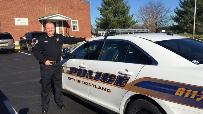 Portland Police Chief Richard Smith retires Jan. 8, 2016 after 31 years in law enforcement.