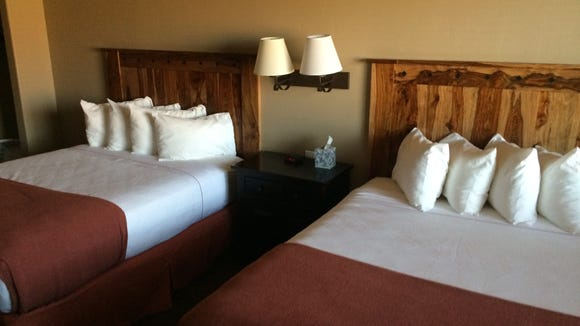 Movara customers stay on site in one of several resort