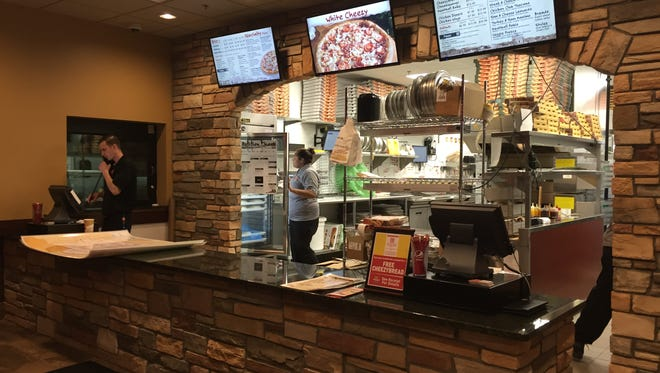 Marco's Pizza has opened at 41st Street and Sycamore Avenue.