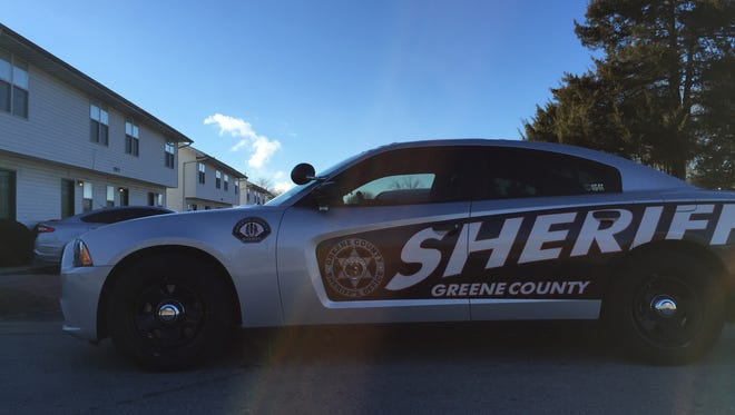 The Greene County Sheriff's Office deputies are investigating an early morning pursuit.