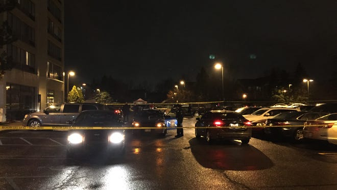 Police in a sting at a Southfield motel investigate after shooting Friday