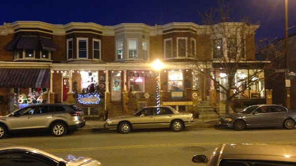 Hampden, a neighborhood in northern Baltimore, is a mill town that has become a destination for visitors and a desirable place to live.