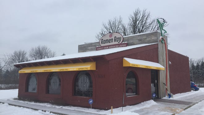 """The """"coming soon"""" sign is down at Ramen Ray.The restaurant is open on 71st Street, at Binford Boulevard. Find it in the building that was Taco Bell and then INgredients restaurant."""
