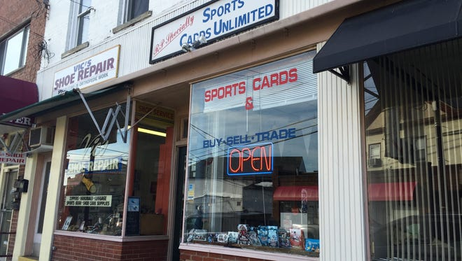 R P Specialty Sports Cards in Rockaway.