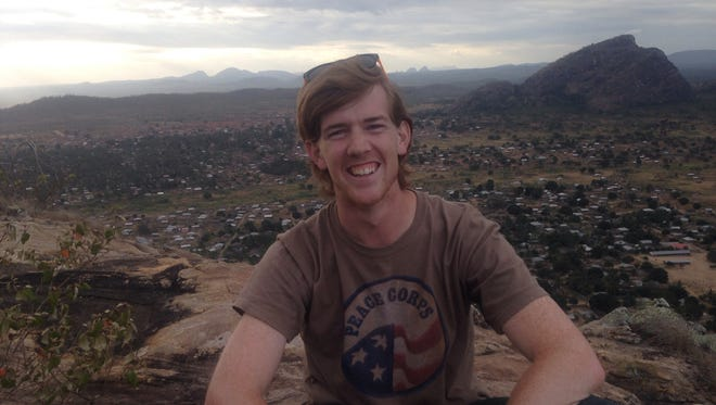 Kevin O'Brien of Davenport has been in Mozambique with the Peace Corps since May of 2015. He will be participating in the Democratic Tele-Caucus tonight.