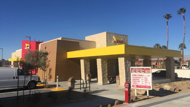 A new In-N-Out Burger in La Quinta is set to open Thursday.
