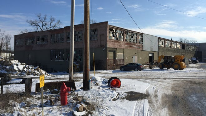Developer John Sears will renovate the former furniture warehouse at 701 E. South Street into commercial and retail space.