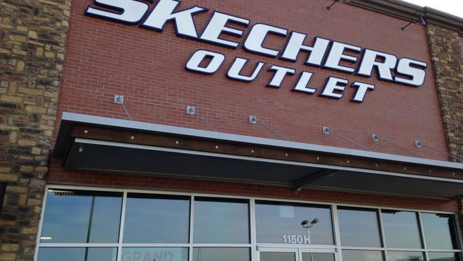 Skechers Outlet, 1150H Vann Drive, will have its grand-opening at 10 a.m. today.