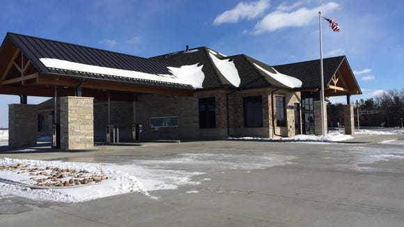 Investors Community Bank opened its new office at 5517 Vern Holmes Drive in Stevens Point in February 2016.