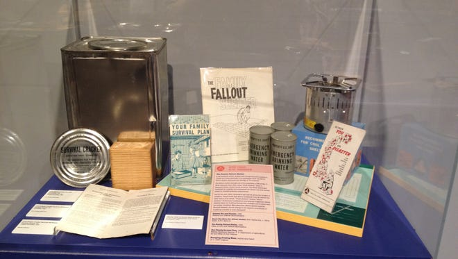Living under the threat of the atomic bomb is focus of exhibits at Upcountry History Museum -- Furman University