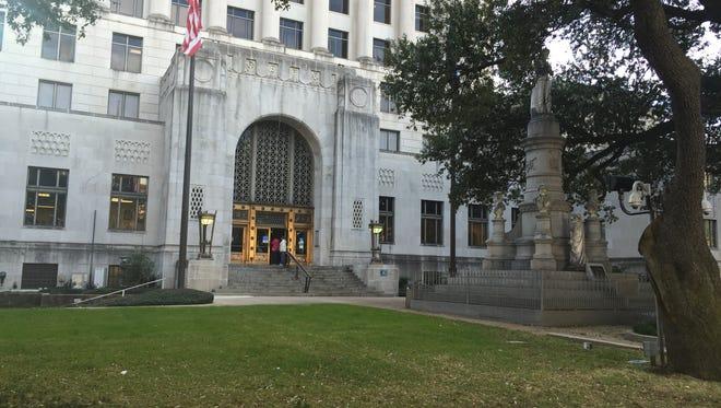 Caddo Parish court house