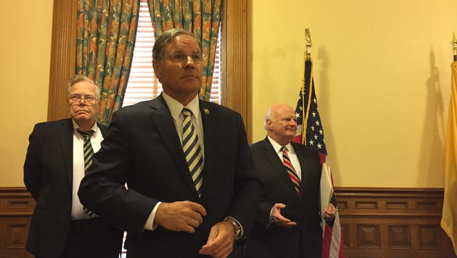 Jon Bramnick, Assembly Republican Leader, calls on New Jersey to regulate Horizon Blue Cross Blue Shield's new insurance plan.