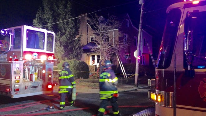 The Wilmington Fire Marshal's office is investigating a fire that they believe was intentionally set early Sunday morning.