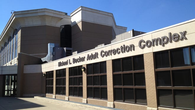 The Michael L. Becher Adult Correction Complex is named for a former sheriff.