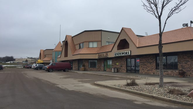 Several new businesses are preparing to open in the Park Place retail center at 3101 W. 41st St.