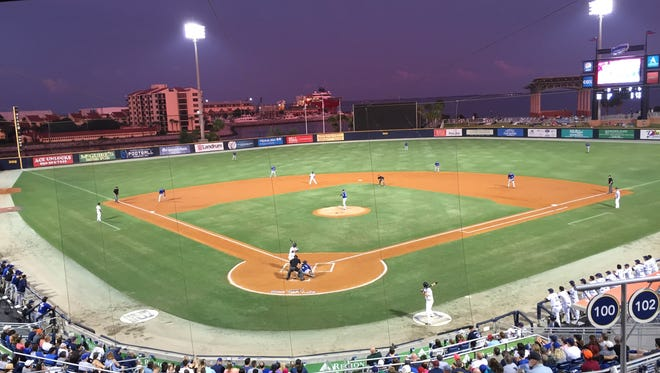Stadium Journey ranked Blue Wahoos Stadium No. 11 in the U.S. among all stadium venues for its fan experience.