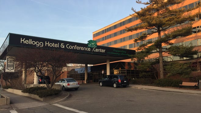 The cause of an illness that sickened about 375 people last month at the Kellogg Center was a norovirus, officials confirmed today.