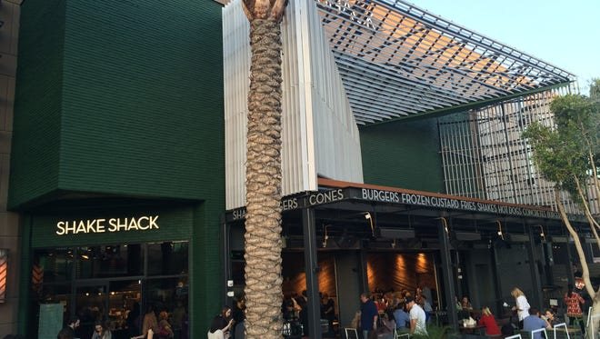 The first Arizona location of Shake Shack opens at Scottsdale Fashion Square on Feb. 26.