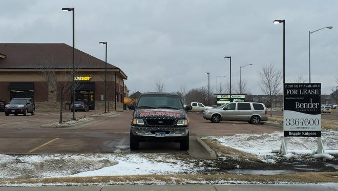 Retail vacancy in Sioux Falls is at 4.7 percent, according to Bender Commercial Real Estate Services.