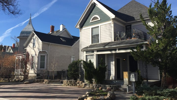 Update: UNR to demolish 10 historic houses after Burning Man pulled out of relocating them