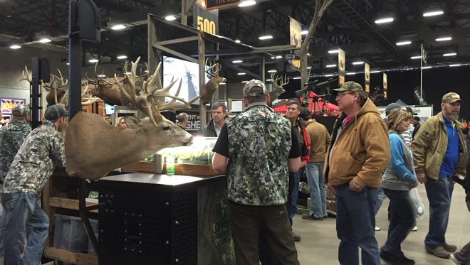 Iowa Deer Classic at Iowa Events Center March 4.