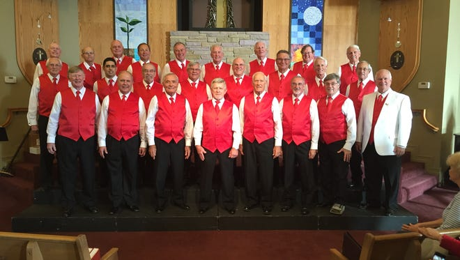 The Cape Chorale is Lee County's only chapter of the Barbershop Harmony Society. It was chartered in 1992.